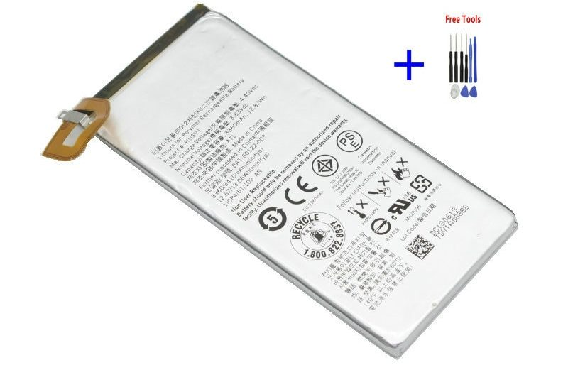 Battery for Blackberry Priv + Repair Tools kit (BAT-60122-003)