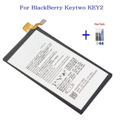 Battery for BlackBerry Keytwo KEY2 + Repair Tools kit (TLp035B1)