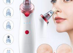 Blackhead Remover Acne Pimple Removal Vacuum Clean Skin Tool