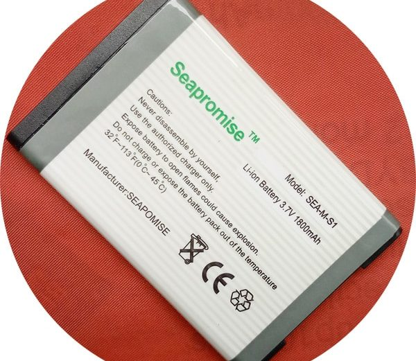 10PCS/LOT Battery M-S1 M S1 MS1 for Blackberry Bold 9000,9030,9220,9630,9700,9780